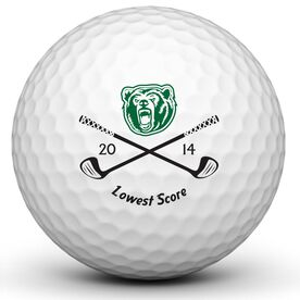 Custom Logo Awards Golf Ball