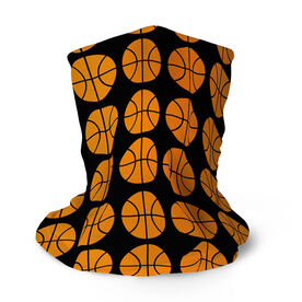 Basketball Multifunctional Headwear - Basketball Pattern RokBAND