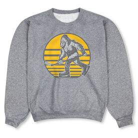 Hockey Crew Neck Sweatshirt - BigSkate