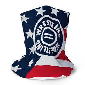 Wrestling Multifunctional Headwear - USA Flag RokBAND