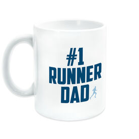 Running Coffee Mug - #1 Runner Dad