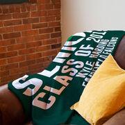 Crew Premium Blanket - Personalized Senior Class Of