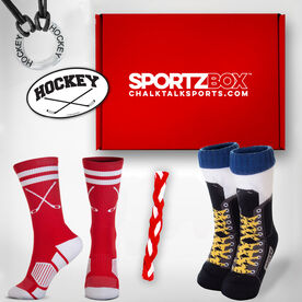Hockey SportzBox Gift Set- Pretty & Nice Just Not on Ice