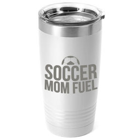 Soccer 20oz. Double Insulated Tumbler - Soccer Mom Fuel