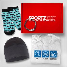 Soccer SportzBox Gift Set - Bicycle Kick