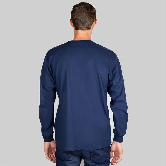 Lacrosse Long Sleeve T-Shirt - All Weekend Lacrosse