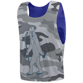 Hockey Pinnie - Yeti Camo