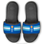 Basketball Repwell® Sandal Straps - Simple Stripe