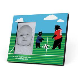 Soccer Photo Frame - Bears