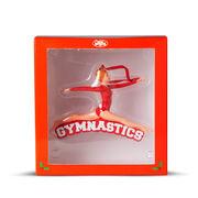 Gymnastics Ornament - Split Leap