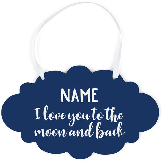 Cloud Sign - To The Moon and Back