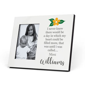 Personalized Photo Frame - A Grandmother's Love