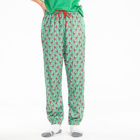 Hockey Lounge Pants - Santa