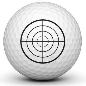 Crosshair Precision Golf Balls