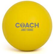 Girls Lacrosse Ball - Coach (Bold)