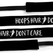 Basketball Juliband No-Slip Headband - Hoops Hair Don't Care