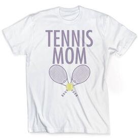 Vintage Tennis T-Shirt - Tennis Mom