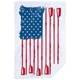 Crew Premium Blanket - American Flag