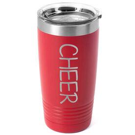 Cheerleading 20 oz. Double Insulated Tumbler - Cheer