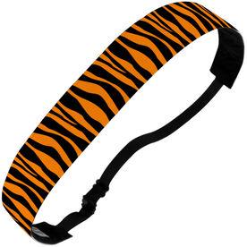 Athletic Juliband No-Slip Headband - Tiger Stripes