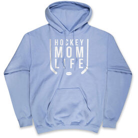 Hockey Standard Sweatshirt - Hockey Mom Life