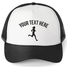 Running Trucker Hat - Custom Running Club
