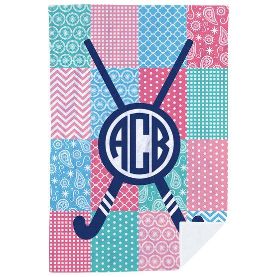 Field Hockey Premium Blanket - Field Hockey Quilt