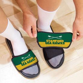 Crew Repwell® Slide Sandals - Team Name Colorblock
