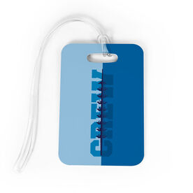Crew Bag/Luggage Tag - Water Reflection