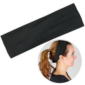 RunTechnology Tempo Performance Headband - Eva Black
