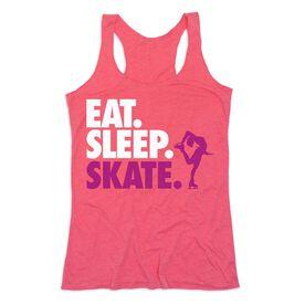 Figure Skating Women's Everyday Tank Top - Eat. Sleep. Skate