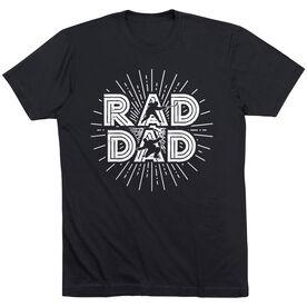 Hockey T-Shirt Short Sleeve - Rad Dad