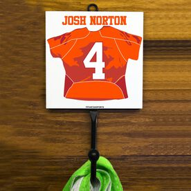 Guys Lacrosse Hook - Numbered Jersey