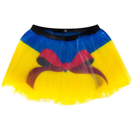 Runner's Printed Tutu Fairest Of Them All