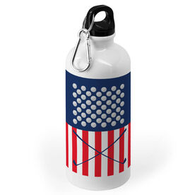 Golf 20 oz. Stainless Steel Water Bottle - American Golf Balls And Clubs