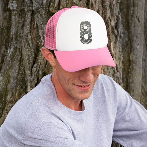 Trucker Hat - Air Force Custom Number