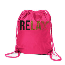 Lacrosse Sport Pack Cinch Sack Relax