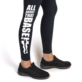 Cheerleading Leggings - All About That Base