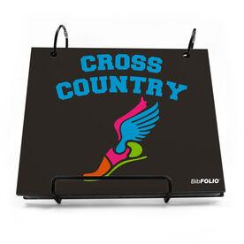 Cross Country BibFOLIO® Race Bib Album - Winged Foot
