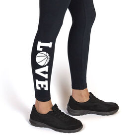 Basketball Leggings - Basketball Love
