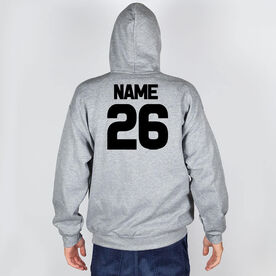Baseball Hooded Sweatshirt - Turkey Player