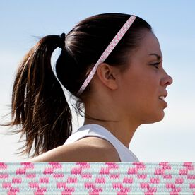Bunji BAND Elastic Headbands for Athletes - Orchid