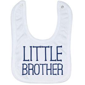 Baby Bib - Little Brother