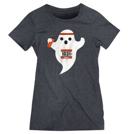 Women's Everyday Runners Tee Faster Than Boo