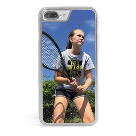 Tennis iPhone® Case - Custom Photo