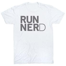 Vintage Running T-Shirt - RUNNERD