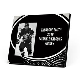 Hockey Photo Frame - Giant Puck