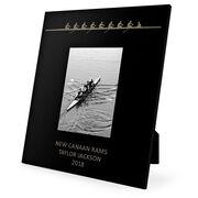 Crew Engraved Picture Frame - Regatta