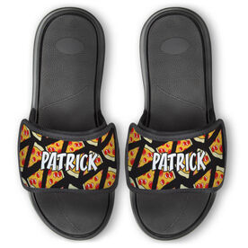 Personalized For You Repwell™ Slide Sandals - Pizza