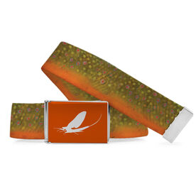Fly Fishing Lifestyle Belt Brook Trout
